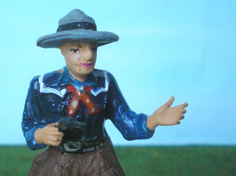 Bemalungen, Umbauten, Modellierungen - neue Cowboys für meine Dioramen - Seite 2 012f2b11