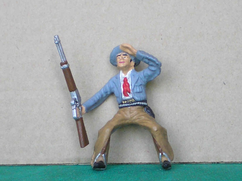 Bemalungen, Umbauten, Modellierungen - neue Cowboys für meine Dioramen - Seite 2 079f1a10