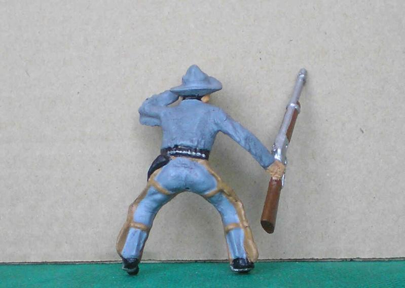 Bemalungen, Umbauten, Modellierungen - neue Cowboys für meine Dioramen - Seite 2 079f1b10
