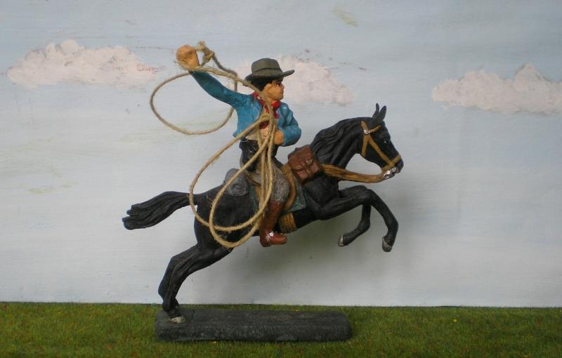 Bemalungen, Umbauten, Modellierungen - neue Cowboys für meine Dioramen - Seite 2 082e2b10