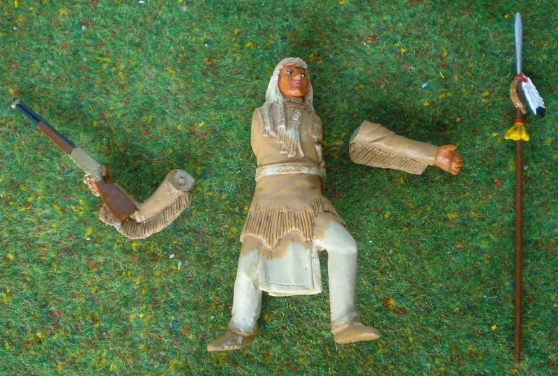 Bemalungen, Umbauten, Modellierungen – neue Indianer für meine Dioramen - Seite 4 116d1a10