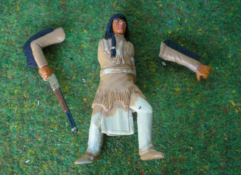 Bemalungen, Umbauten, Modellierungen – neue Indianer für meine Dioramen - Seite 4 116d2a10