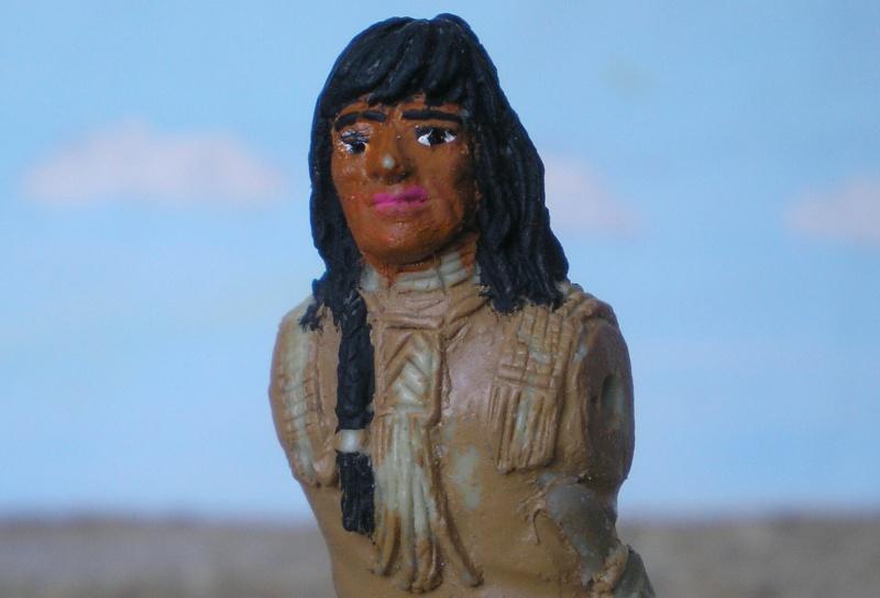 Bemalungen, Umbauten, Modellierungen – neue Indianer für meine Dioramen - Seite 4 116d2b10
