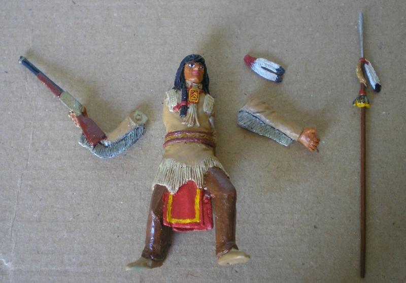 Bemalungen, Umbauten, Modellierungen – neue Indianer für meine Dioramen - Seite 4 116d4_10