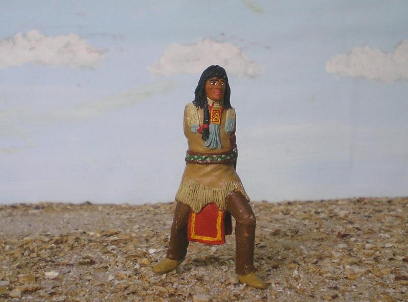 Bemalungen, Umbauten, Modellierungen – neue Indianer für meine Dioramen - Seite 4 116d5a10