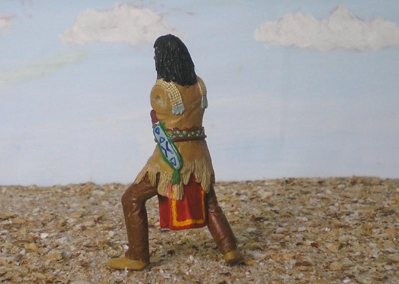 Bemalungen, Umbauten, Modellierungen – neue Indianer für meine Dioramen - Seite 4 116d5b10