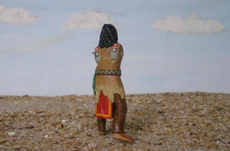 Bemalungen, Umbauten, Modellierungen – neue Indianer für meine Dioramen - Seite 4 116d5c10