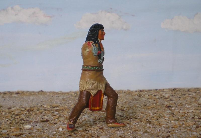Bemalungen, Umbauten, Modellierungen – neue Indianer für meine Dioramen - Seite 4 116d5c11