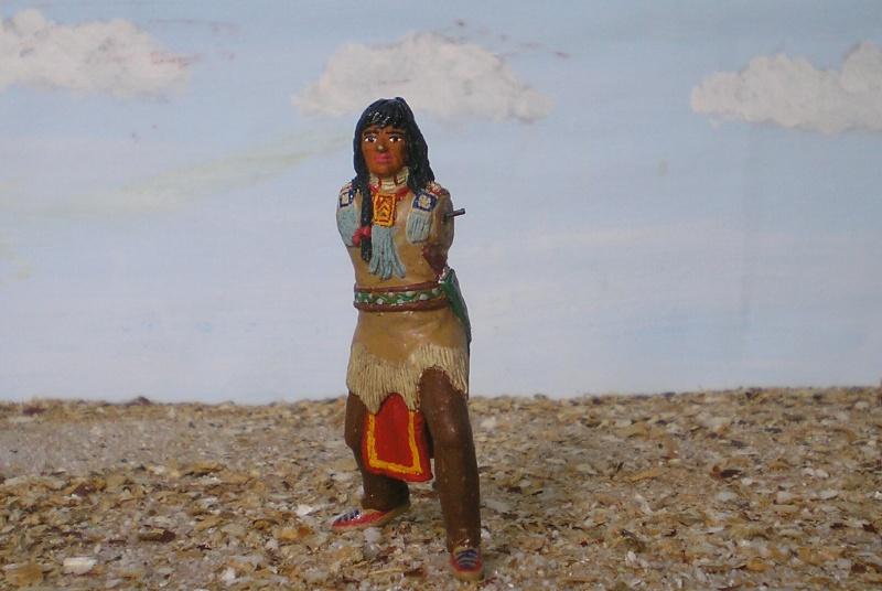 Bemalungen, Umbauten, Modellierungen – neue Indianer für meine Dioramen - Seite 4 116d5c12