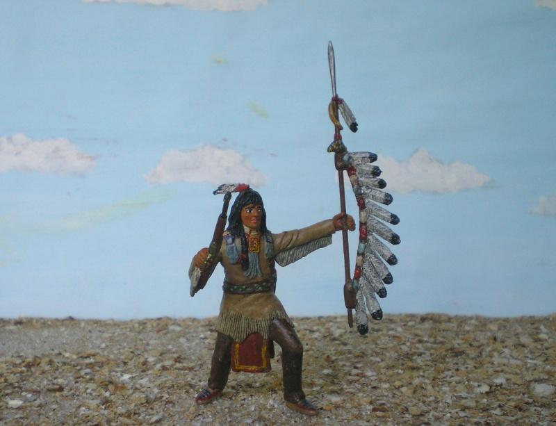 Bemalungen, Umbauten, Modellierungen – neue Indianer für meine Dioramen - Seite 4 116e4a10
