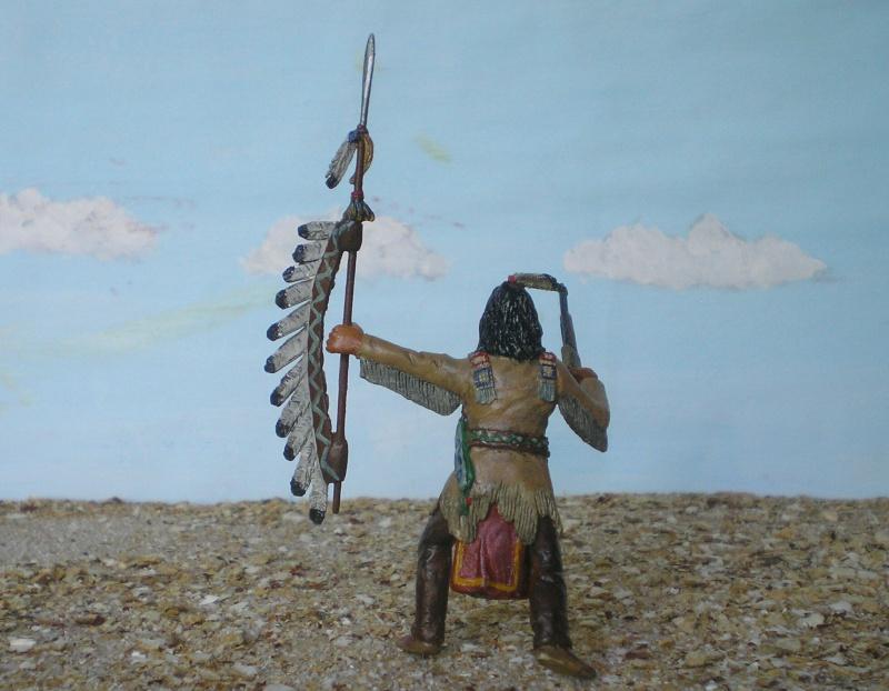 Bemalungen, Umbauten, Modellierungen – neue Indianer für meine Dioramen - Seite 4 116e4b10