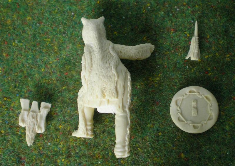 Bemalungen, Umbauten, Modellierungen – neue Indianer für meine Dioramen - Seite 4 134c1b10