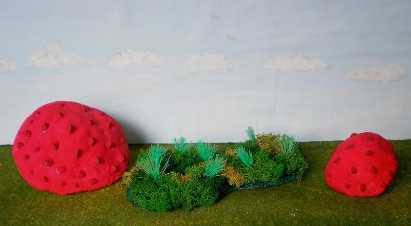 Gestaltung eines herbstlichen Dioramas zur Wohnungs-Dekoration 162e2a10