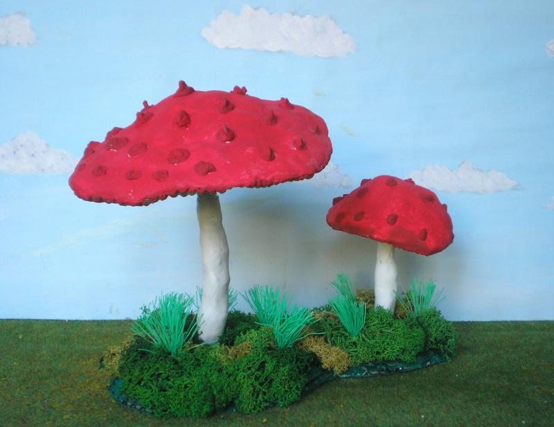 Gestaltung eines herbstlichen Dioramas zur Wohnungs-Dekoration 162f2b10