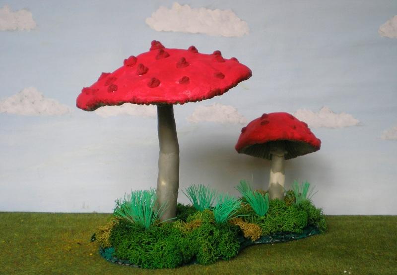 Gestaltung eines herbstlichen Dioramas zur Wohnungs-Dekoration 162f3b10