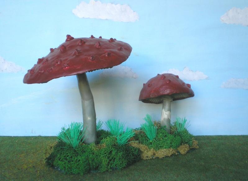 Gestaltung eines herbstlichen Dioramas zur Wohnungs-Dekoration 162h1_10