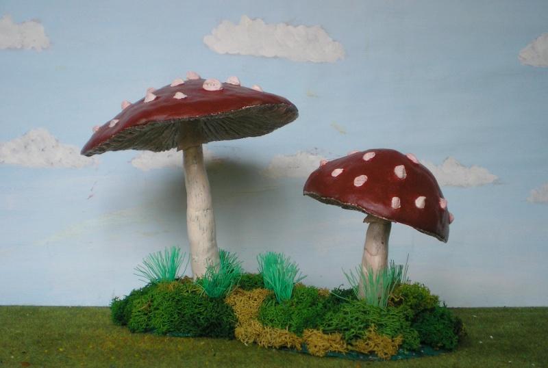 Gestaltung eines herbstlichen Dioramas zur Wohnungs-Dekoration 162i1a10