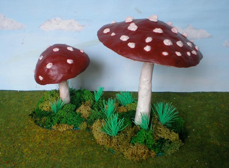 Gestaltung eines herbstlichen Dioramas zur Wohnungs-Dekoration 162i1c10