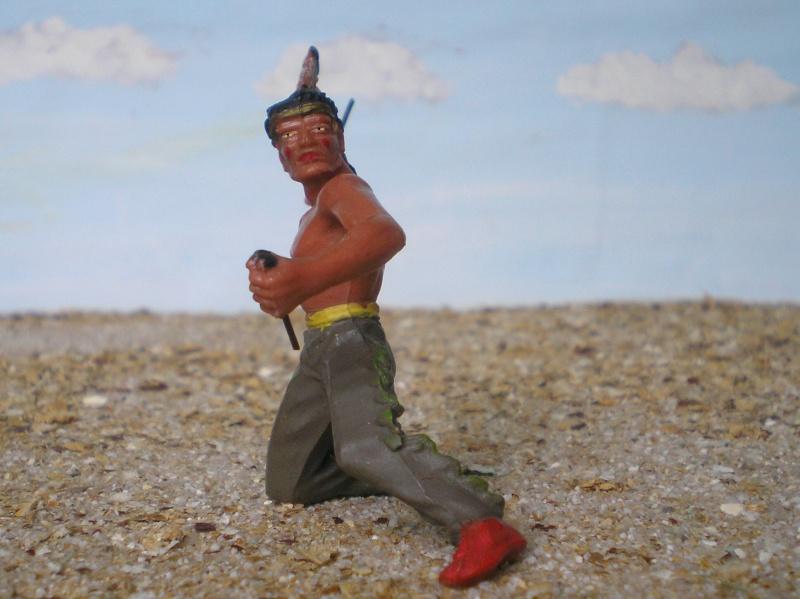 Bemalungen, Umbauten, Modellierungen – neue Indianer für meine Dioramen - Seite 4 180i3a10