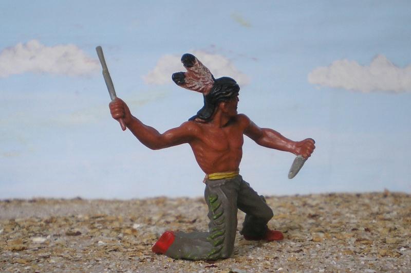 Bemalungen, Umbauten, Modellierungen – neue Indianer für meine Dioramen - Seite 4 180i3b10