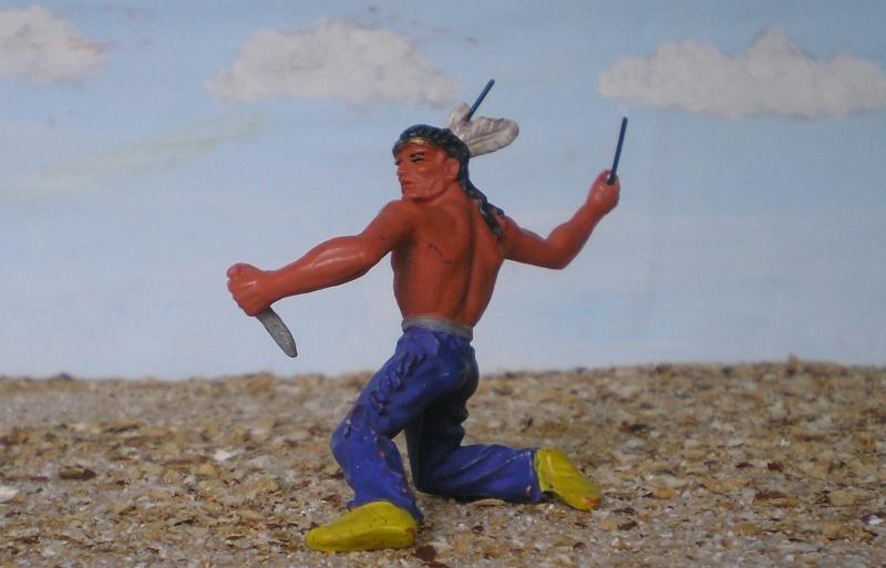 Bemalungen, Umbauten, Modellierungen – neue Indianer für meine Dioramen - Seite 4 180i4a10