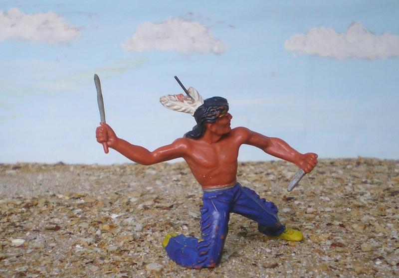 Bemalungen, Umbauten, Modellierungen – neue Indianer für meine Dioramen - Seite 4 180i4b10