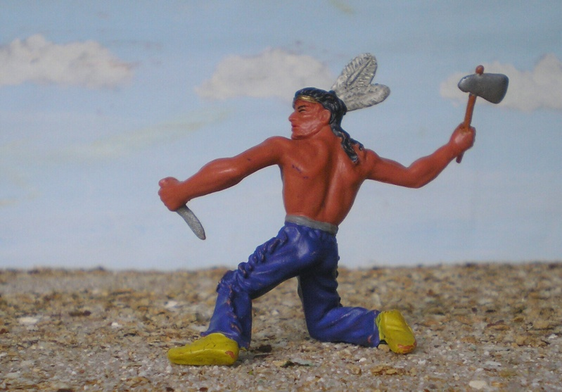 Bemalungen, Umbauten, Modellierungen – neue Indianer für meine Dioramen - Seite 4 180i4b11