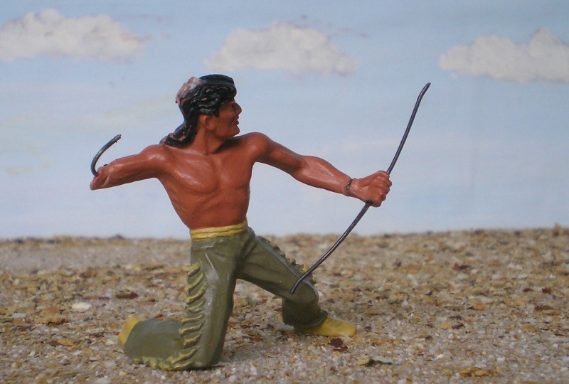 Bemalungen, Umbauten, Modellierungen – neue Indianer für meine Dioramen - Seite 4 180i5a10