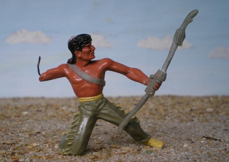Bemalungen, Umbauten, Modellierungen – neue Indianer für meine Dioramen - Seite 4 180i5b12