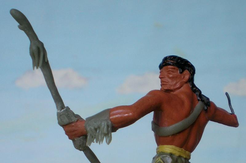 Bemalungen, Umbauten, Modellierungen – neue Indianer für meine Dioramen - Seite 4 180i5b14
