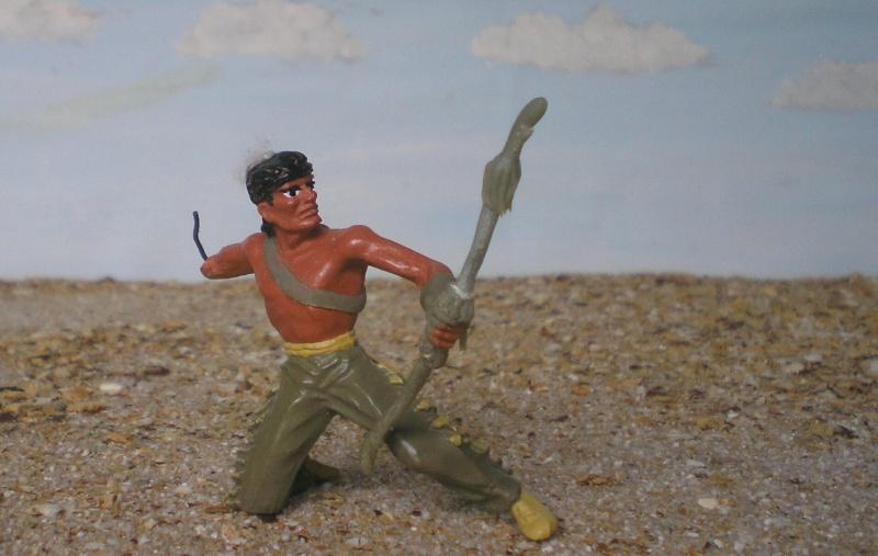 Bemalungen, Umbauten, Modellierungen – neue Indianer für meine Dioramen - Seite 4 180i5d12