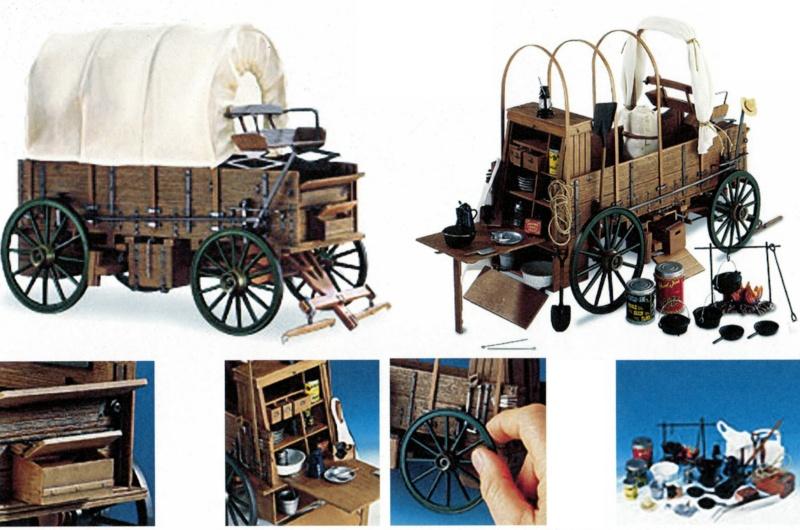 Eigenbau eines Chuck Wagons für Figurengröße 7 cm (Maßstab 1:24) 187d1a10