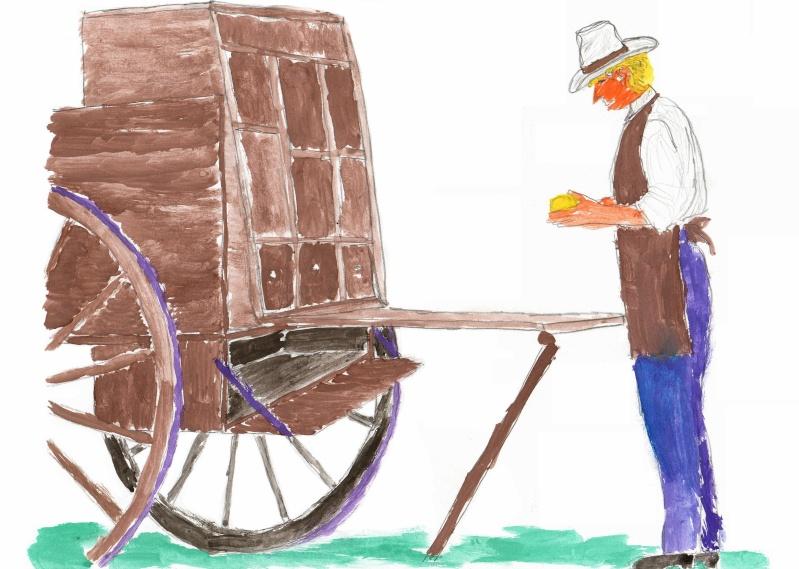 Eigenbau eines Chuck Wagons für Figurengröße 7 cm (Maßstab 1:24) 187d1b10