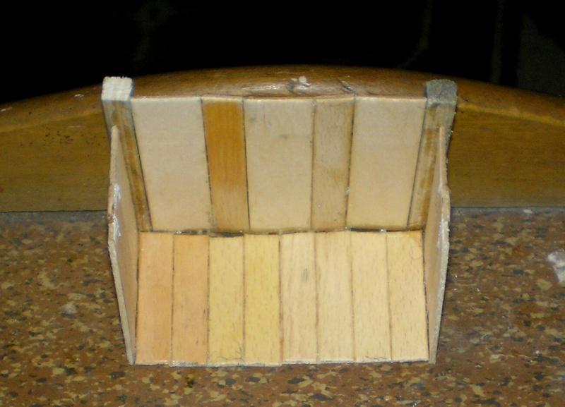 Eigenbau eines Chuck Wagons für Figurengröße 7 cm (Maßstab 1:24) 187d2c10