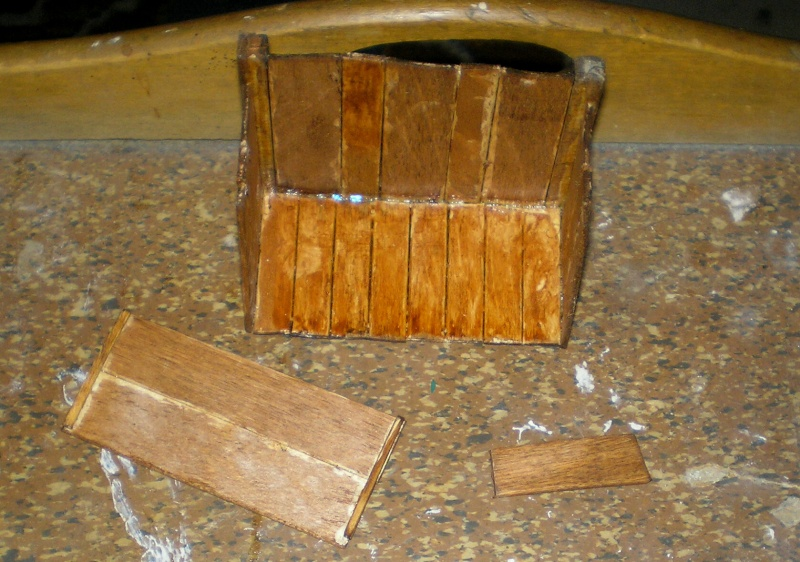 Eigenbau eines Chuck Wagons für Figurengröße 7 cm (Maßstab 1:24) 187d3a10