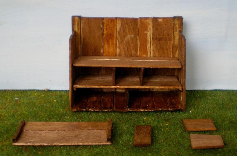 Eigenbau eines Chuck Wagons für Figurengröße 7 cm (Maßstab 1:24) 187d3b10