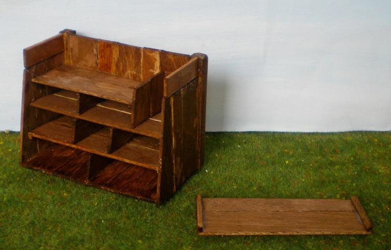 Eigenbau eines Chuck Wagons für Figurengröße 7 cm (Maßstab 1:24) 187d3c10
