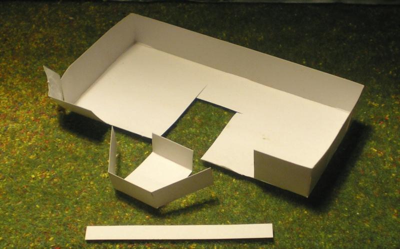 Eigenbau eines Chuck Wagons für Figurengröße 7 cm (Maßstab 1:24) 187d4a10