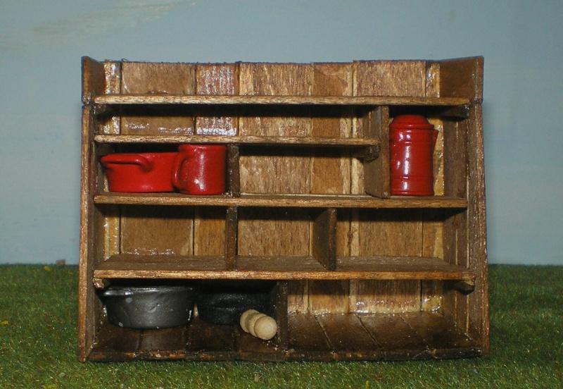 Eigenbau eines Chuck Wagons für Figurengröße 7 cm (Maßstab 1:24) 187d5a10