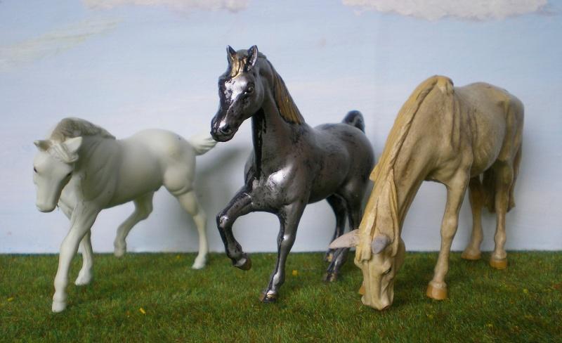 Bemalungen, Umbauten, Modellierungen - neue Tiere für meine Dioramen 189b2b11