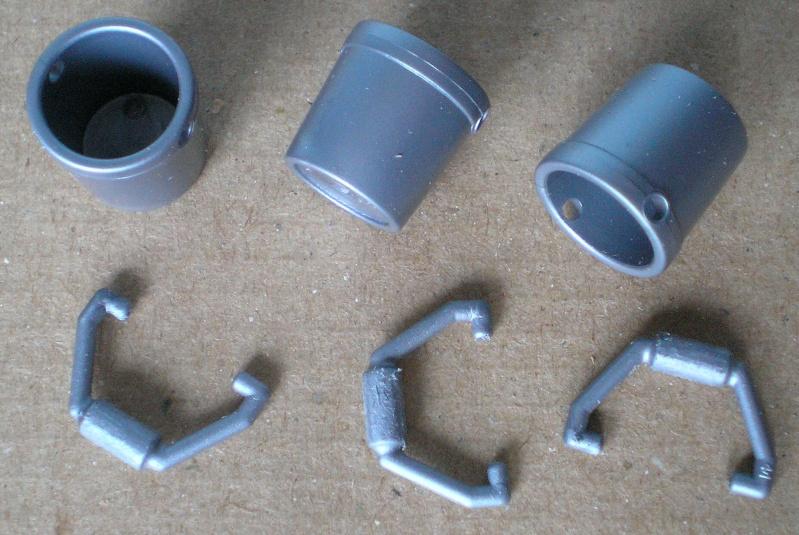 Bemalungen, Umbauten, Eigenbau - neue Fuhrwerke für meine Dioramen 190k1a10