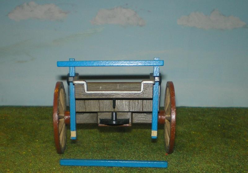 Bemalungen, Umbauten, Eigenbau - neue Fuhrwerke für meine Dioramen 190k4a10