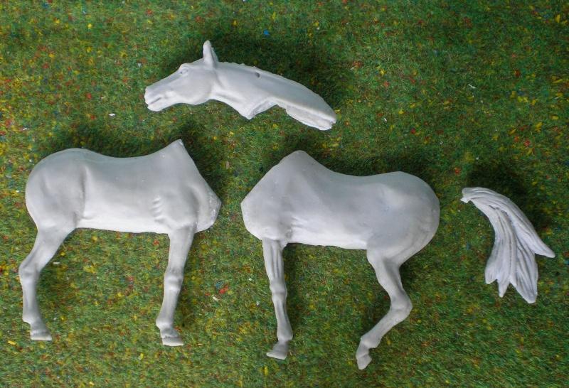 Bemalungen, Umbauten, Modellierungen - neue Tiere für meine Dioramen 202a2_10