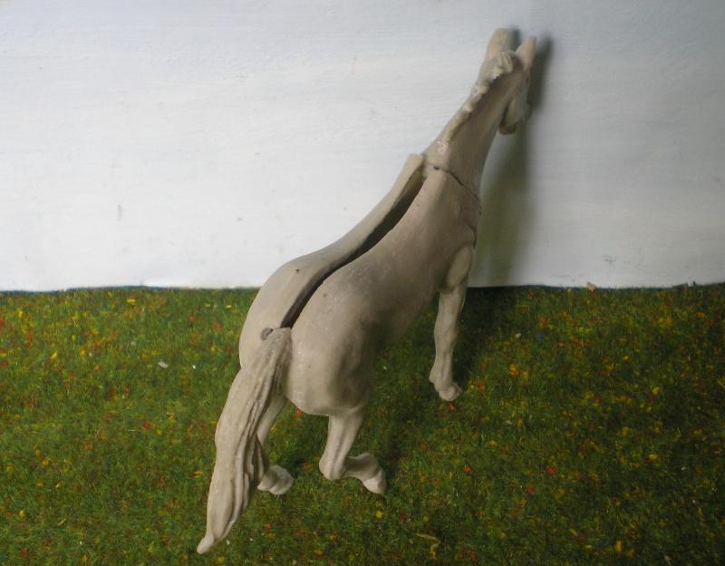 Bemalungen, Umbauten, Modellierungen - neue Tiere für meine Dioramen 202b2_10