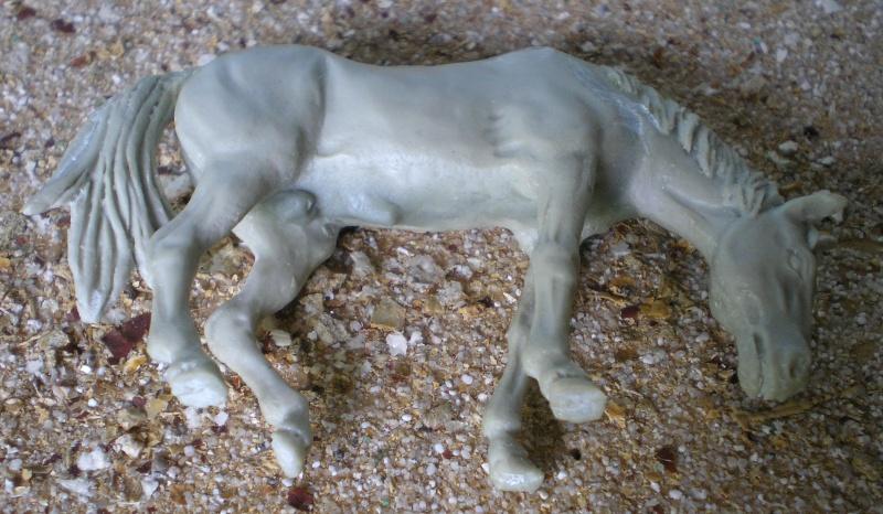 Bemalungen, Umbauten, Modellierungen - neue Tiere für meine Dioramen 202c2b10