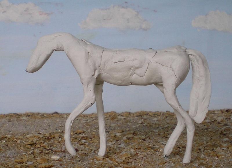 Bemalungen, Umbauten, Modellierungen - neue Tiere für meine Dioramen 206a2c10