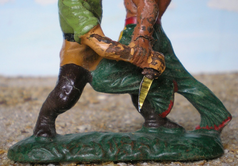 Bemalungen, Umbauten, Modellierungen - neue Cowboys für meine Dioramen - Seite 2 208a2_10