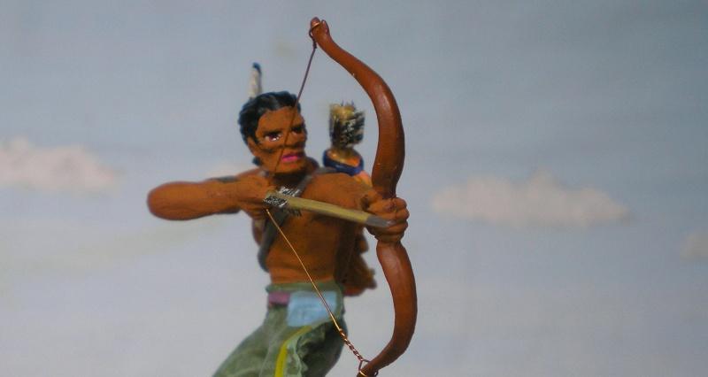 Bemalungen, Umbauten, Modellierungen – neue Indianer für meine Dioramen - Seite 4 210a_p10