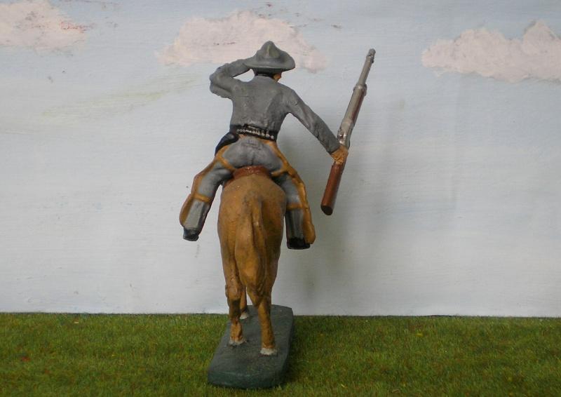 Bemalungen, Umbauten, Modellierungen - neue Cowboys für meine Dioramen - Seite 2 Elasto15