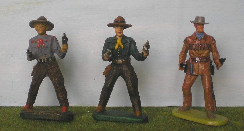 Bemalungen, Umbauten, Modellierungen - neue Cowboys für meine Dioramen - Seite 2 Elasto23